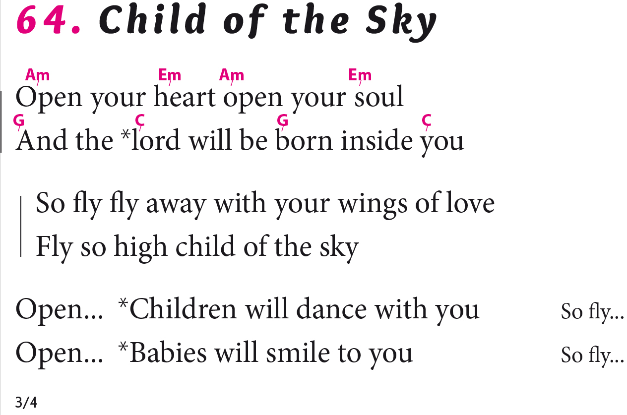 Child of the Sky